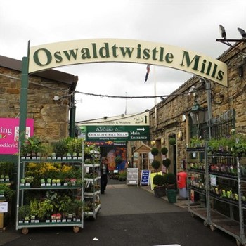 Pendle Village & Oswaldtwistle Mill