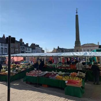 Ripon Market & Harrogate
