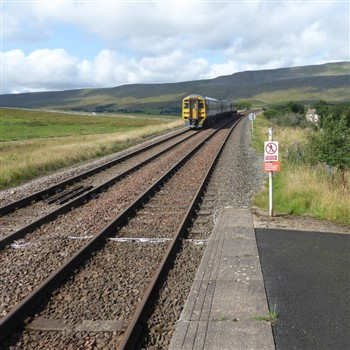 Settle & Carlisle by Train