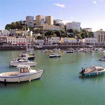 Torquay The English Riviera