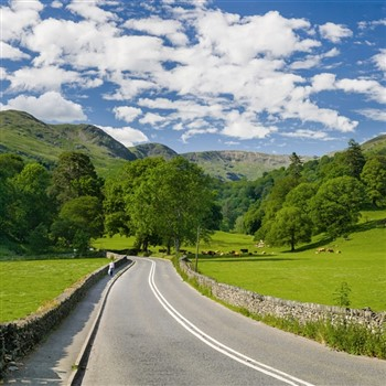Summertime in The Lakes