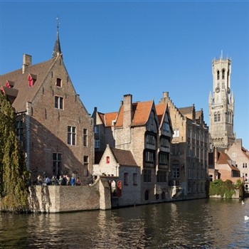 Garden of England and Brugge