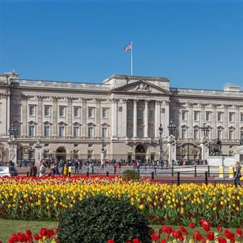 London Royal Palaces