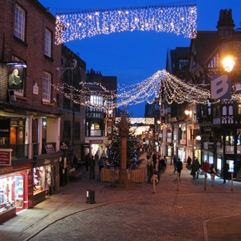 Christmas Time in Chester