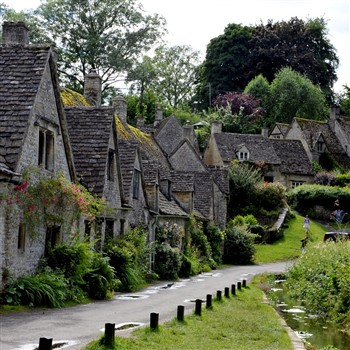 The Cotswolds in Springtime