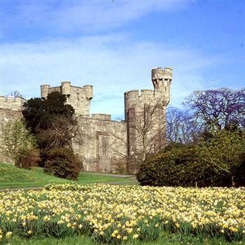 Penrhyn Castle & Gardens and Conwy