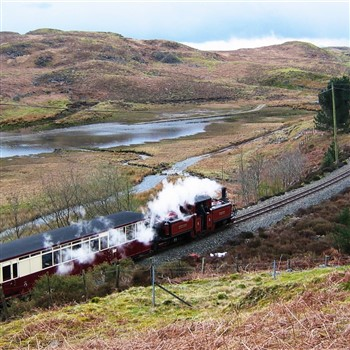 Little Trains of North Wales & Portmerion