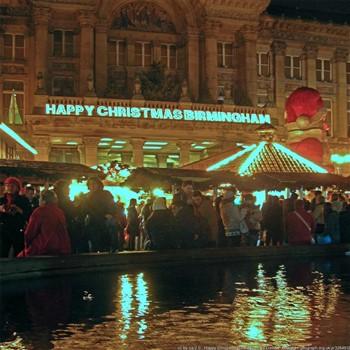 Birmingham at Christmas