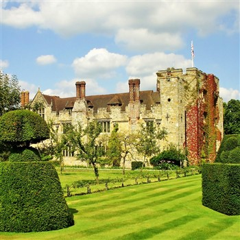Canterbury Tales and Kent Castles