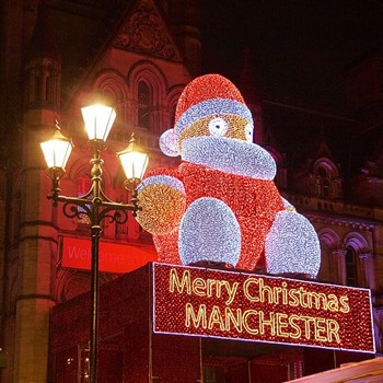 Manchester at Christmas