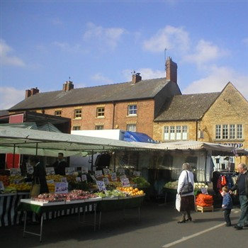 Moreton In Marsh Market & Stratford upon Avon
