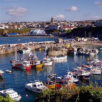 Cornish Coastal Charm