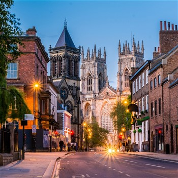 Treasures in York